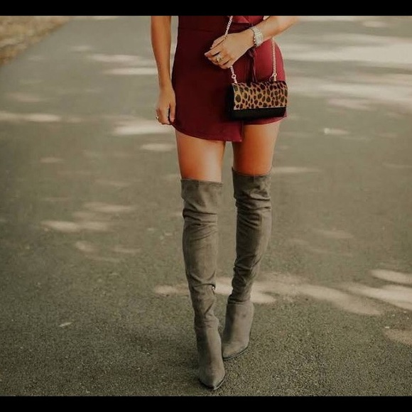 28eb630dafd ... Rossa Over The Knee Boot. M 5c16a29a2beb790624665528